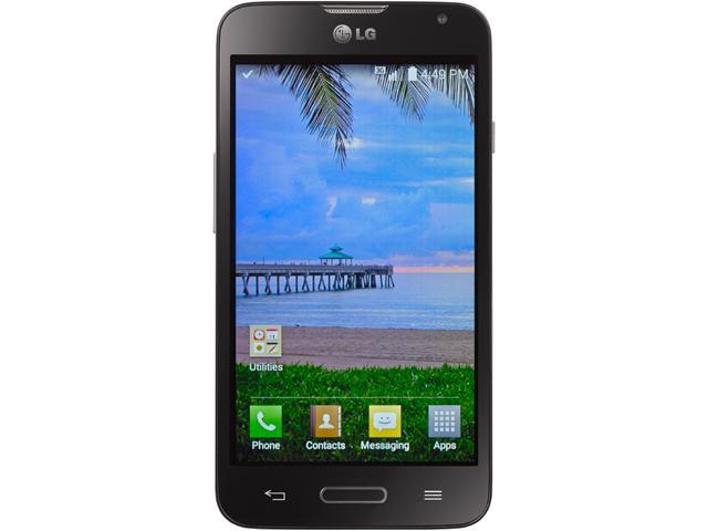 Tracfone Lg Ultimate 2 Android Cell Phone With Triple