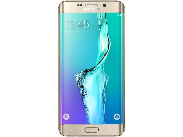 Samsung Galaxy S6 Edge+ G928G Gold 32GB Unlocked GSM Android Phone