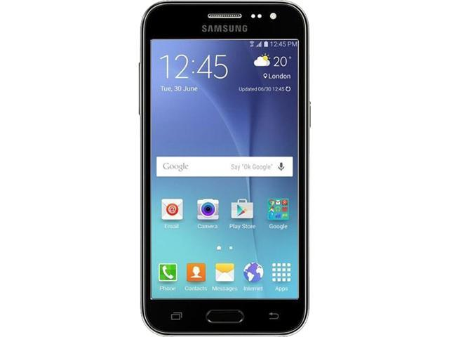 Samsung Galaxy J2 J200M Black Unlocked GSM Quad-Core Android Phone