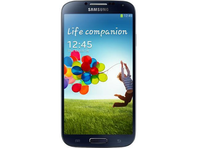 Samsung Galaxy S4 I9500 Black Unlocked GSM Octa-Core Android Phone w/ 13MP Camera