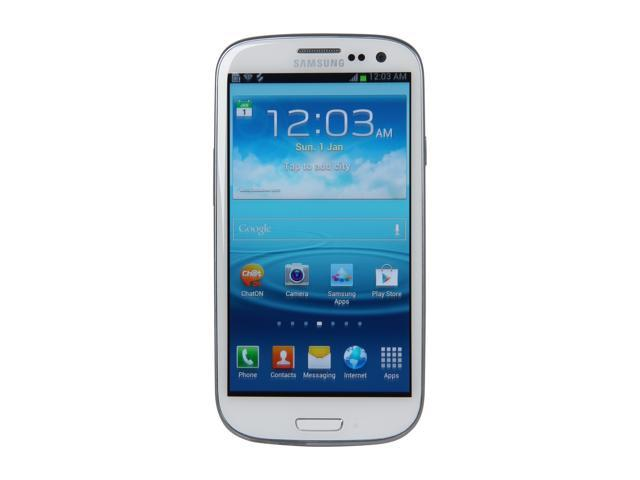 Samsung Galaxy S3 i9300 16GB 16GB storage, 1 GB RAM Unlocked Android GSM Smart Phone with S Voice / Smart Stay / Direct Call ...