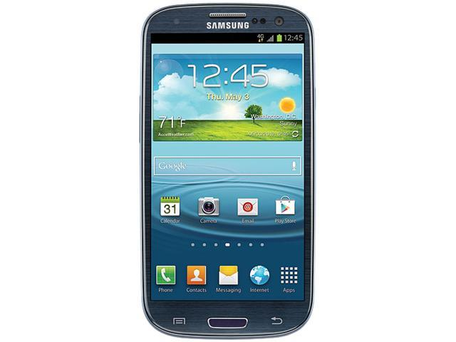 Samsung Galaxy S III 16GB SPH-L710 Pebble Blue 3G LTE Sprint Cellphone