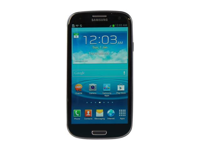 Samsung Galaxy S3 i9300 16GB Black 3G Unlocked Android GSM Smart Phone with S Voice / Smart Stay / Direct Call