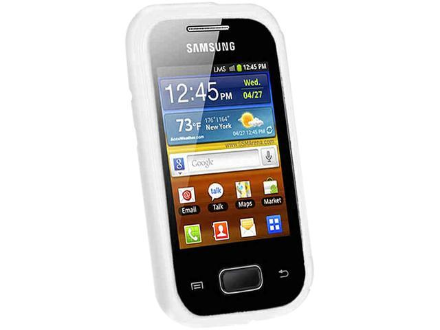 Samsung Galaxy Pocket S5300 White Unlocked Cell Phone