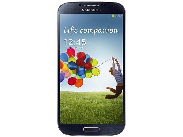 "Samsung Galaxy S4 I9500 16GB 3G Unlocked Cell Phone 5"" 2GB RAM Black"