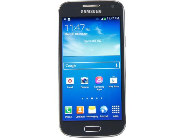 Samsung Galaxy S4 mini GT-I9190 Black Unlocked Cell Phone