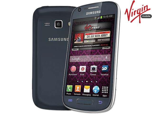 Samsung Galaxy Ring Virgin Mobile Cell Phone