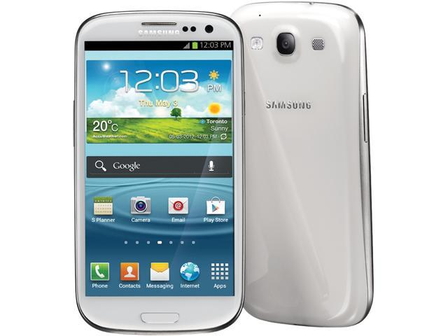 Samsung Galaxy SIII Boost Mobile LTE Cell Phone