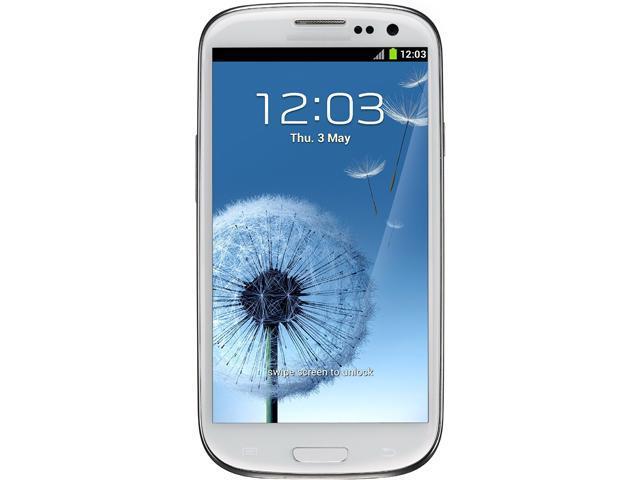 Samsung Galaxy S3 Neo DUOS I9300i White Unlocked GSM Dual-SIM Phone