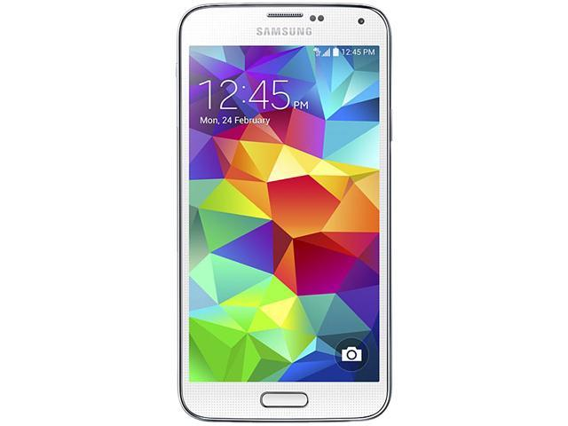 "Samsung Galaxy S5 Mini G800H 16GB 4G LTE Unlocked GSM Android Phone 4.5"" 1.5GB RAM White"