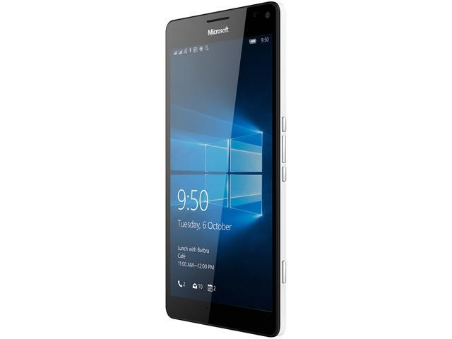 "Microsoft Lumia 950 XL RM-1116 32GB 4G LTE Black Dual SIM Unlocked Cell Phone 5.7"" 3GB RAM US Unlocked"