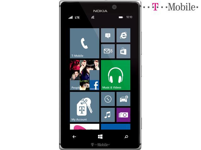 Nokia Lumia 925 T-Mobile 4G LTE No Contract Smart Phone