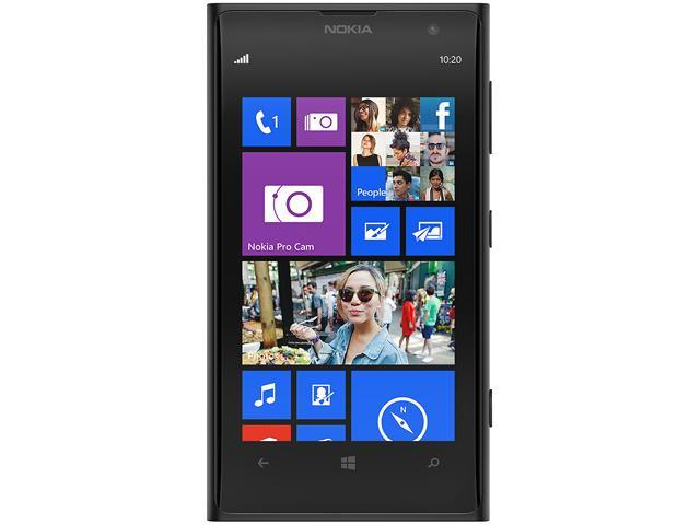 "Nokia Lumia 1020 32 GB, 2 GB RAM Unlocked Cell Phone (US LTE Bands) 4.5"" Black"