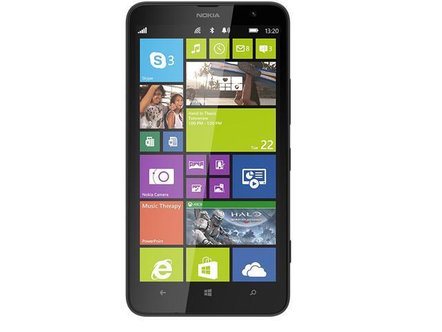 Nokia Lumia 1320 RM-955 Black 4G LTE Unlocked GSM Windows 8 Cell Phone