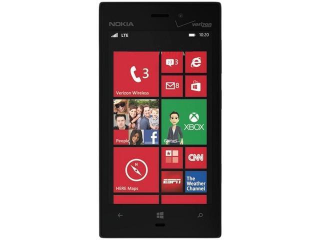 Nokia Lumia 928 RM-860 White 4G LTE 32GB Verizon/Unlocked GSM Windows Phone