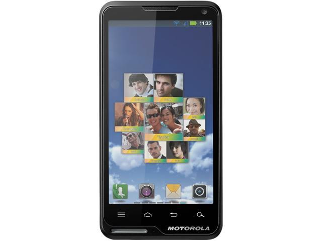 Motorola Motoluxe XT615 Black Unlocked Cell Phone