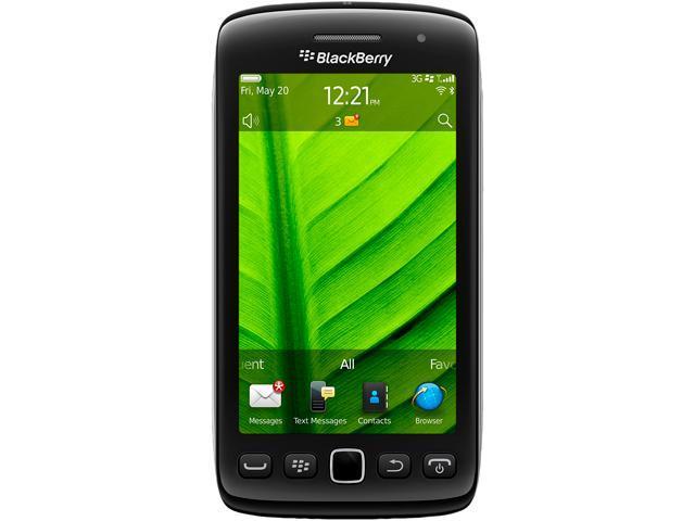 BlackBerry Torch 9850 Gray 3G Unlocked GSM + US Cellular CDMA Cell Phone