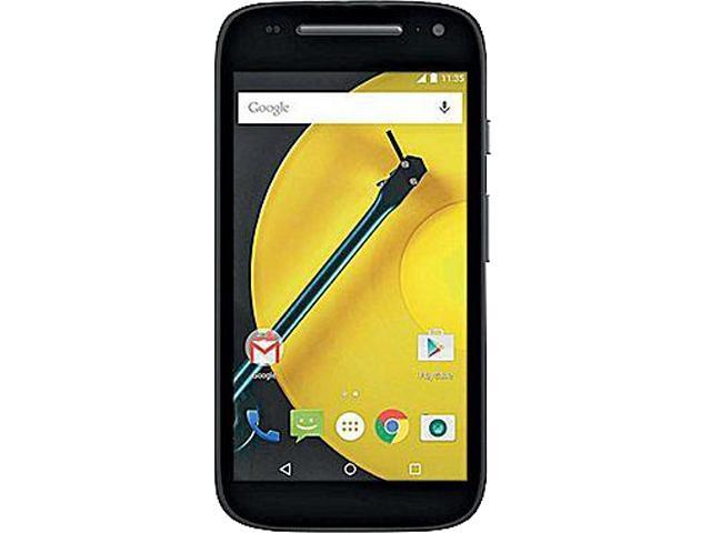 Motorola Moto E 2nd Generation Unlocked Cell Phone