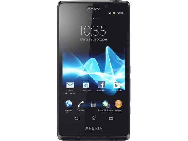 Sony Xperia T LT30P Black 16GB Factory UNLOCKED Smartphone