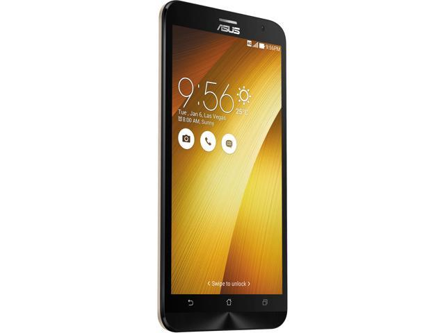 Asus Zenfone 2 ZE551ML Gold Unlocked Smart Phone