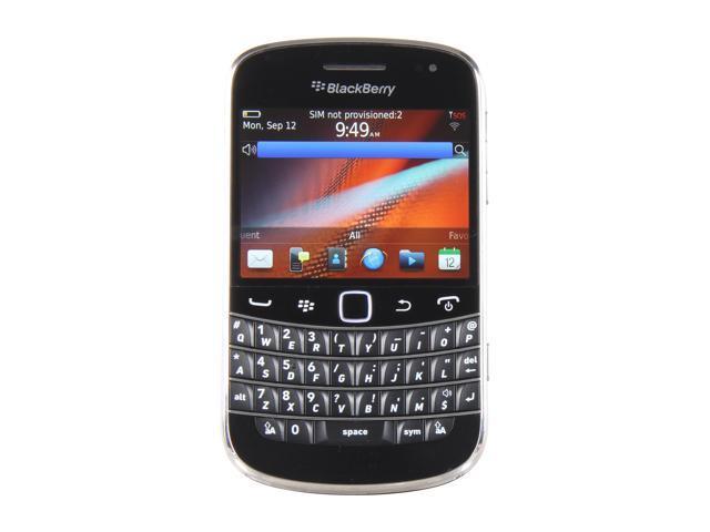 BlackBerry Bold Black 3G Unlocked GSM Blackberry OS Phone w/ Blackberry OS 7.0 / 2.8'' Screen / 5.0MP Camera (9900)
