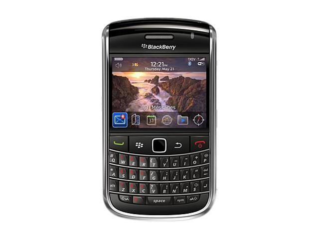 "BlackBerry Bold 9650 512 MB Unlocked GSM Smart Phone with Full QWERTY Keyboard 2.44"" Charcoal"