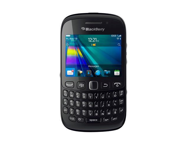 "BlackBerry Curve 9220 512 MB ROM, 512 MB RAM Unlocked Cell Phone 2.44"" Black"