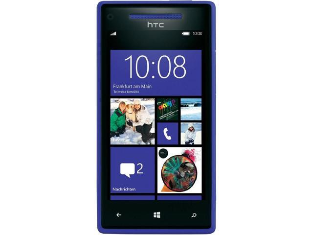 HTC Windows Phone 8X Blue 8GB Unlocked Cell Phone