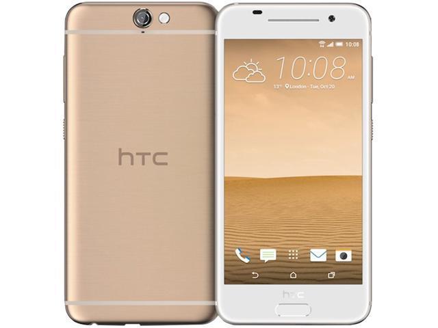 HTC One A9 32GB 5-inch Topaz Gold Unlocked Smartphone, U.S. Version