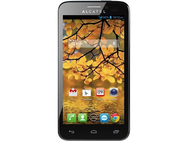 Alcatel Fierce 3G 4G capable Prepaid Card