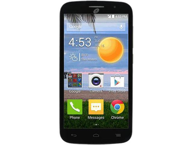 Alcatel Onetouch Icon Pop A564c 3g Tracfone Cell Phone