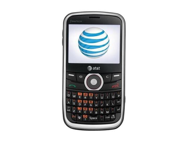 "PANTECH Link P7040 Unlocked Cell Phone 2.4"" Wine"