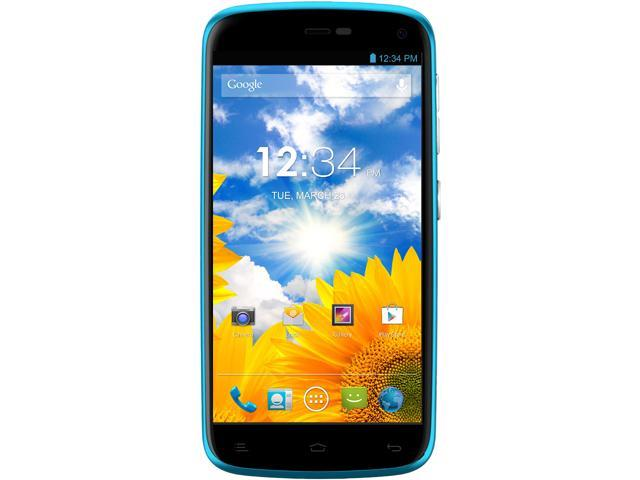 Blu Life Play L100a Blue 3G Dual SIM Unlocked Cell Phone