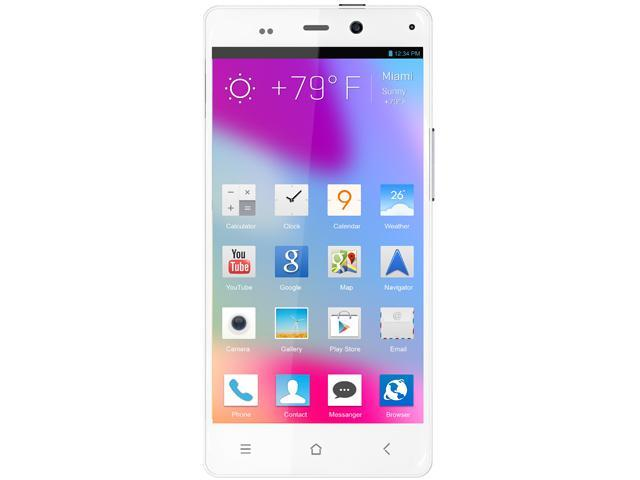 "Blu Life Pure L240a 32GB 3G 32GB Unlocked GSM Android Phone w/ 13MP Camera 5"" 2GB RAM White"