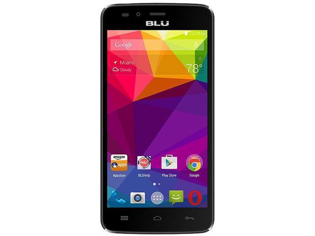 Blu NEO 5.0 N010L Black Unlocked Cell Phone - Certified Refurbished