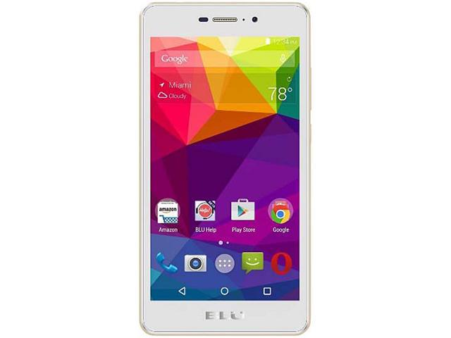 Blu Life XL L050U Black Unlocked Android Phone - Certified Refurbished