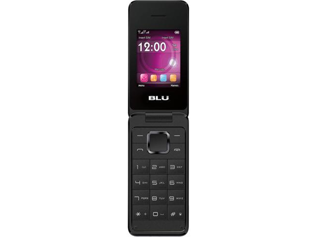 Blu DIVA Flip T390X Green GSM Flip Phone