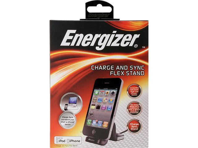 Energizer ENG-STAN iPod-Phone Charge-Sync-Stand