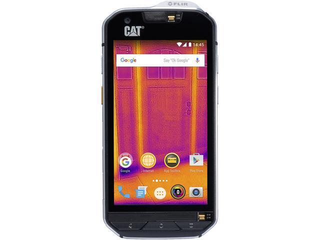 CAT S60 Black Dual SIM Unlocked Smartphone