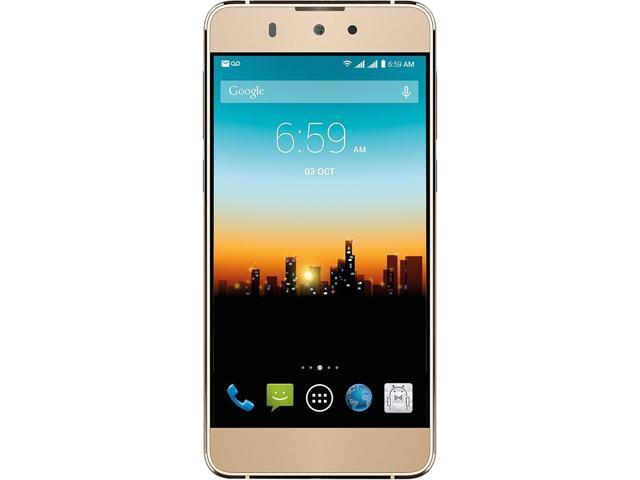 POSH Optima LTE L530 Gold Unlocked Cell Phone
