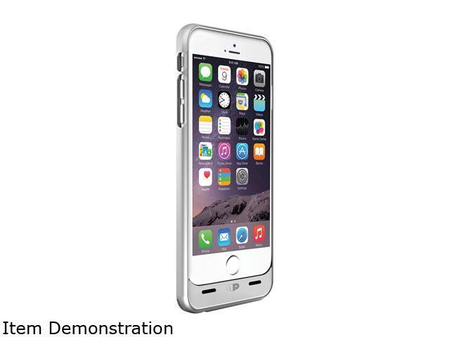 Press Play Silver Apple Certified Battery Case