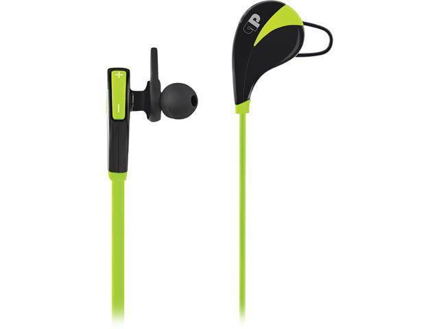 Press Play PPAYO1EB/LGR Black / Green AYO Sport Bluetooth Headset