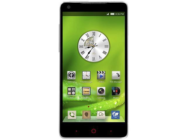 ZTE 80800200437 Black Nubia 5 Unlocked Cell Phone