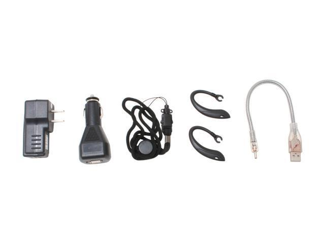 BlueAnt X3 micro Black Bluetooth Headset with High Quality Full Duplex