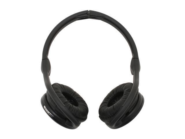 BlueAnt Behind-The-Neck Stereo Bluetooth Headphone Black (X5)