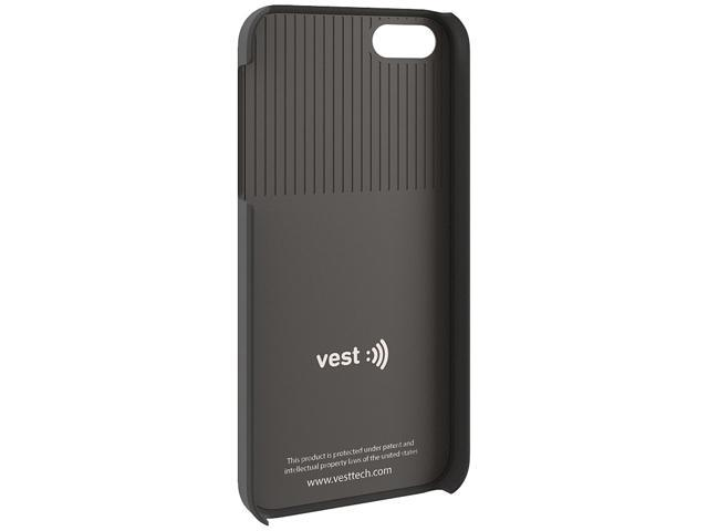 Vest Anti-Radiation Gray Case for iPhone 5 / 5s vst115003