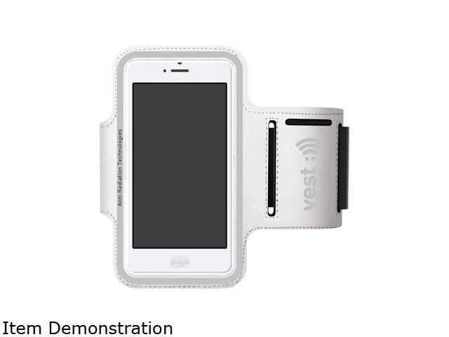 Vest White Anti-Radiation Armband up to 5