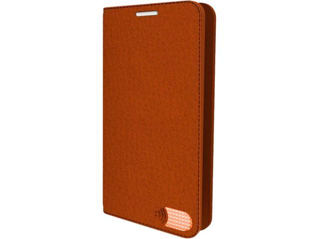 Vest Brown Anti-Radiation Wallet Case for iPhone 7 Plus vst115122