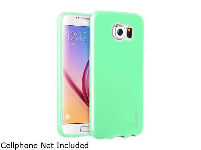 Insten Mint Green Jelly TPU Rubber Gel Back Case Soft Skin For Samsung Galaxy S6 2113083