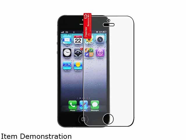 Insten 2 Pieces Anti-Glare Screen Protector compatible with Apple iPhone 5S 1304302